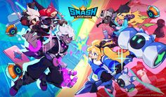 We haven't highlighted an indie game for quite some time now, and so the spotlight goes to what I believe might be a fun pass time if executed correctly. Smash Legends: A Player-versus-Player Multiplayer Action Game For PC, iOS, & Android which is scheduled for Q1 2021! LINE Games Corporation announced that it's Multiplayer Action […] The post Smash Legends: A Player-versus-Player Multiplayer Action Game For PC, iOS, & Android That Looks Kinda Fun! appeared first on OmniGeek Line Game, Action Game, Indie Games, Spotlight, Legends, Ios, That Look, Geek Stuff, Android