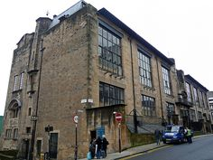 Glasgow School of Art, Scotland