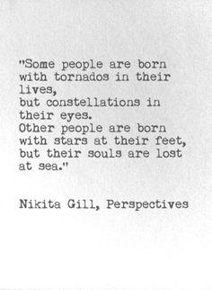 Nikita Gill // Perspectives