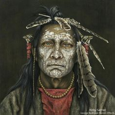 MAN-NATIVE AMERICAN-ANIMATED-GIF