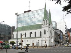 Iglesia de La Porciúncula  Calle 72 - Carrera 11  Bogotá  Colombia