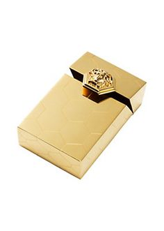 Versace cigarette holder.