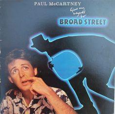 Paul McCartney * Give My Regards To Broad Street