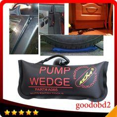 KLOM PUMP WEDGE Airbag (Large) Car Tools for Universal Air Wedge Lock Pick Tool Door Opener for Locksmith Tools Key Entry Tool