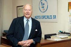 Vicente Garrido Capa, presidente de Lingotes Especiales.