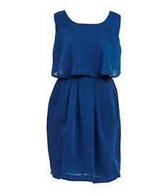 Ruby Rox 7-16 Cape Pocket Dress | Dillard's Mobile
