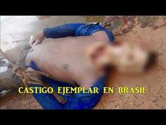 ¿ sabías que ? CASTIGO EJEMPLAR EN BRASIL A UN VIOLADOR .