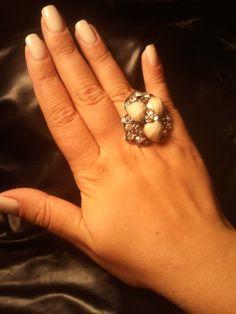 White Ring $5 Qty 1