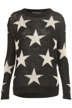 Star jumper @Emily Schoenfeld Poole and @Elizabeth Lockhart Ratliff Y'all NEED one of these!