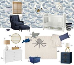 DESIGN PLAN REJECTS: A NEW NURSERY FOR AN OLD FRIEND PART II