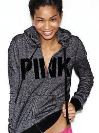 pink victoria secret hoodies - Google Search