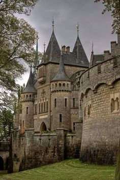 """Marienburg Castle, Germany From """"all the beauty things..."""""""