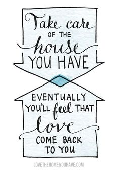 Inspiration from the new book - Love the Home You Have - by Melissa of The Inspired Room #lovethehomeyouhave