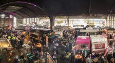 Het Food Festival Twente wordt elke zomer en winter georganiseerd in Almelo.