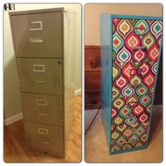 Filing Cabinet Upcycle | Decorating | Pinterest | Upcycle ...
