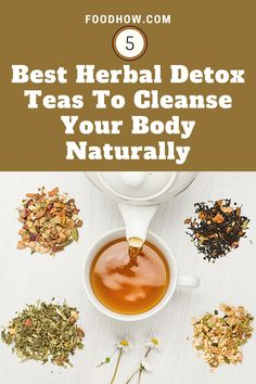 Detox teas are blends of herbal tea that are really helpful for detoxifying the body. The main purpose of these herbal teas is to flush out toxins and other harmful substances from the body. Some of the benefits include weight loss, liver cleansing, and reducing bowel movement problems. Signs You Need To Do A Detox - How to know if your body needs a detox? It's tricky, but there are some sure signs you should not ignore. Herbal Tea Benefits, Herbal Teas, Health Benefits, Natural Lifestyle, Healthy Lifestyle Tips, Healthy Habits, Healthy Drinks, Healthy Food, Healthy Eating