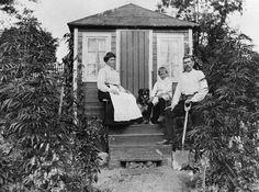 koloniträdgård - Google-haku