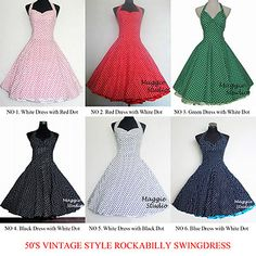 Urgh those 50's dresses, I will die very young if I can't get my hands on one :P