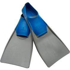 Product Description Tritan long-blade fins are engineered for swim training regiments and exercise routines. Designed to increase leg strength and enhance foot flexibility, Tritan fins are a perfect choice for swimmers at any level that are looking to increase performance and decrease times. Color-coordinated by size for easy identification on the pool deck. Swim Fins, Swim Training, Blue Grey, Loafers, Exercise Routines, Swimmers, Legs, Flexibility, Blade