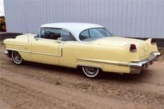 1956 CADILLAC SERIES 62 COUPE - 188637