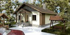 Proiecte de case cu doua intrari separate