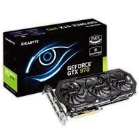 Gigabyte GeForce GTX970 4GB GDDR5 WindForce Cooling Graphics Card