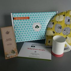 Sealed with Irish Love Box Love Box, Monthly Subscription Boxes, Hand Lotion, Love Gifts, Creative Gifts, Seal, Ireland, Irish, Stationery