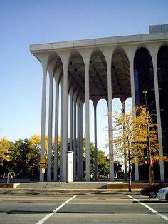 The Northwestern National Life Building, Minneapolis,  Architect Minoru Yamasaki