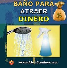 Baño para Atraer el Dinero Rápido y Urgente
