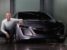 Opel Moza Concept Car IAA Frankfurt 2013 #opelmonza #conceptcars #iaa2013