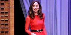 Dakota Johnson's Fifty Shades Darker Red Carpet Style