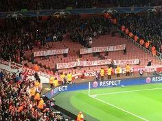 Pieniądze nigdy nie mogą być najważniejsze • Tak wygląda protest kibiców Arsenalu Londyn z powodu cen biletów • Wejdź i zobacz >> #arsenal #football #soccer #sports #pilkanozna