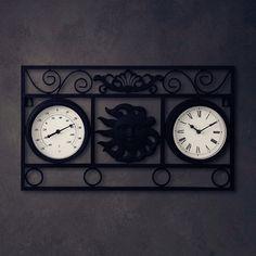 Tick Tock Clock, Cool Clocks, Cool Stuff, Wall, Home Decor, Cool Watches, Decoration Home, Room Decor, Interior Decorating