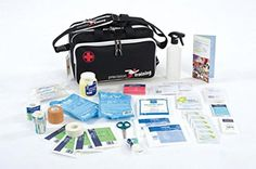 Precision Training Medi runon Bag Sports Injury First Aid Fa Standard Pack >>> Read more  at the image link.
