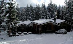 Inverno al Camping Village Boscoblù