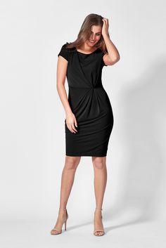 Victoria, Elegant, Black, Dresses, Fashion, Classy, Vestidos, Moda, Black People