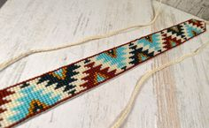 loom beading for beginners Beaded Earrings Native, Beaded Choker Necklace, Seed Bead Necklace, Seed Beads, Jewelry Necklaces, Bead Loom Designs, Beadwork Designs, Bead Loom Bracelets, Beaded Bracelet Patterns