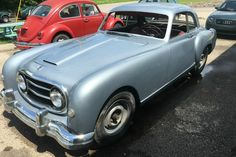 Anglo-American-Italian Exotic: 1953 Nash Healey - http://barnfinds.com/anglo-american-exotic-1953-nash-healey/