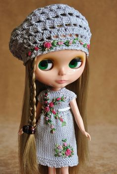 OOAK Outfit for Blythe | eBay