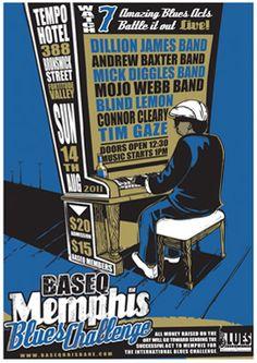BASEQ Memphis Blues Challenge