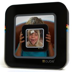 Love this #cube for #technology savvy friends and family.  #gifts #tech
