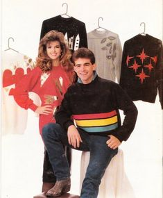 by retro-space 1980s fashion