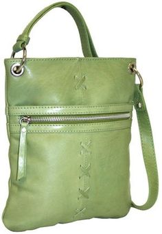 23a4935a85ec The Vintage Leather Cross Body Bag from Nino Bossi has beautiful leather  lacing detail and can