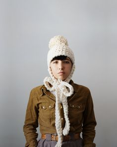 THIS HAT!! // by yokoo.