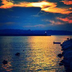 Sunset - Pozzuoli
