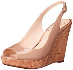 Jessica Simpson Women's JENIRI Wedge Sandal * Find out more about the great product at the image link. (This is an affiliate link) #womenshoe #wedgesandals