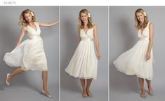 Beach Wedding Dress!