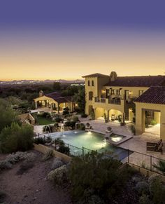 A breathtaking setting offering mountain, City, & sunset views is only the beginning of this deluxe custom residence in the esteemed Silverleaf: Property includes 6,429 SF Main House, 1,200 SF Guest House, 670 SF Pool House, 2 separate pools, a spa, grass back lawn area, & 4 car garage. Interiors are finished with only the best including imported stone, designer cabinetry & furniture like built-ins, top-of-the-line appliances, wood beamed & bricked ceilings, 7 fireplaces, hand laid ...