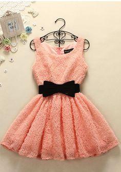 Bowknot dresses are my life omg I love I love I love