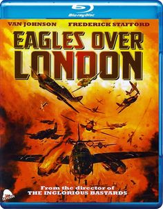 EAGLES OVER LONDON SEVERIN FILMS BLU-RAY